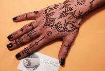 Мехенди | Татуировки