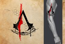 Assassins Creed Tattoo Ideas