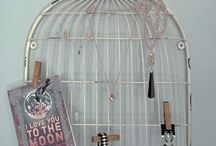 Outside the Box / Ways to Organize and Care for your jewellery.