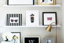 постеры в квартире