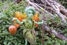 Monster HIGH Porter Geiss repaint ooak / My Creation Monster High Porter Geiss transfomation to a fairy