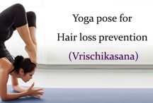 yoga pose for health