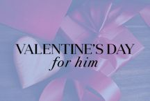 Valentines Gifts For Him / If he loves to stay on trend, shop this fashion forward collection. / by Ice.com