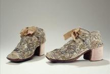 17. Century footwear