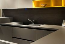 Fenix kitchens and bathrooms