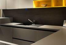 Fenix kitchens and bathrooms
