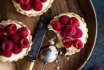 Pies & Tarts / by Laure - Buttercream & Chantilly Factory
