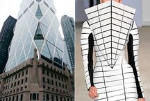FASHION RELATED WITH ARCHITECTURE