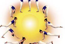 cvičení  a joga