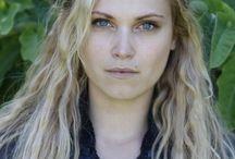 Clarke Griffin:Wanheda