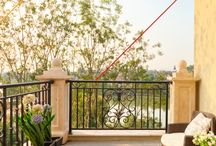Todo se ve mejor desde tu balcón.