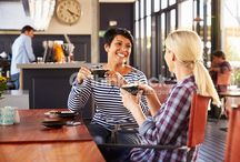 Drinking coffee and tea / For anyone with anemia, drinking coffee/tea with a meal could be problematic in that it will reduce the iron absorbed from the food consumed. After a heavy meal the body is in the process of active digestion.