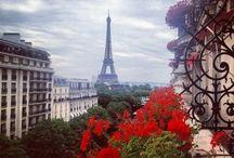 Paris Is Always a Good Idea / by Sonya Norman