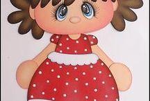 bonec de madeira