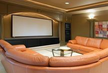 Home Theatre Ideas / by Shawn Rubel