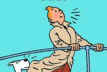 The Adventures of Tintin in US