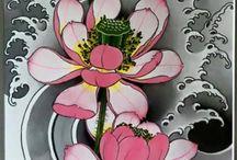 Япония цветы( прочие )