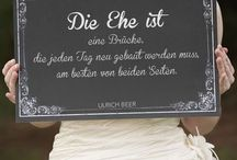 Hochzeit sonstiges