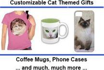 Unique Cat Stuff - Miscellaneous / Unique Gifts Ideas For Unique Cat Owners and Lovers