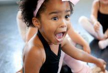 le petit dance / enfants, dance tres jolie