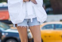 Stylist shorts outfits