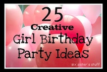 Birthday Ideas / by Heather Owens