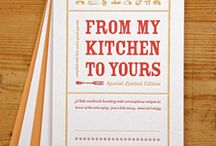 Family cookbook idea things / by Becca Britton