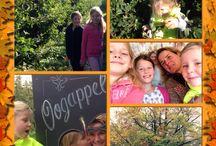 Herfst / Wat heerlijk die verschillende seizoenen!!