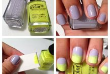 NAIL ART / ногти
