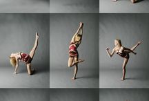 contemporary poses