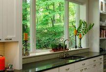 ventana de cocina