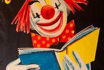 Kinderboekenweekgeschenken voor kinderboekenweken CPNB van 1955 tot nu / Sinds 1955 wordt er ieder jaar gedurende zo'n tien dagen in heel Nederland extra aandacht gegeven aan kinderboeken. Dat is in de kinderboekenweek, die gewoonlijk begint op de woensdag van de eerste week van oktober. Wie tijdens de kinderboekenweek voor een bepaald bedrag aan kinderboeken koopt, ontvangt het kinderboekenweekgeschenk van het betreffende jaar.
