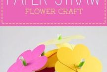 KIDS ART AND CRAFT: Mother's Day / DIY gift ideas for kids to make and create for Mother's Day