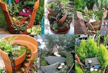 Garden and Backyard / by Andrea Hall