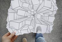 art class / perspective