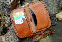 Showing the journey of how we make our new range of 'Pioneer' inspired Pouches / Our new range of Pouches  have been inspired by our love of the old Pioneers and Trappers. We wanted to create a more rustic,vintage feel and to  capture the patina of leather that has been well used, loved, handled over many years.