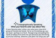Väripersoonallisuus