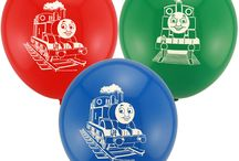Party: Thomas & Friends / Birthday party for 2yo