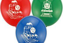 Party: Thomas & Friends / Birthday party for 2yo / by Katariina M