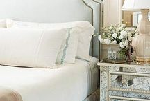 Interior Design: Bedrooms / Bedroom Ideas, decor, furniture / by Katie Grabner