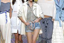 Fashion RESORT / Women RESORT collections