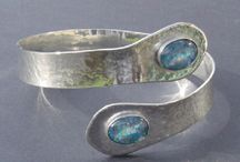 handcrafted silver rings uk