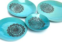 wazony, misy, talerze / produkty dostępne w sklepie online po kliknięciu na zdjęcie oraz w sklepie stacjonarnym przy Józefa 5, Kraków