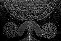 Sacred Geometry  / by Madison Campbell