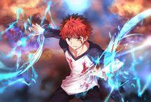 Fate/kaleid liner Prisma illya: oath under snow