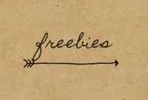 FREEBIES  ►