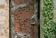 stunning doors and doorways