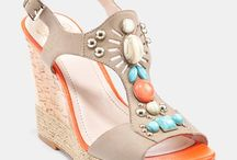 Wedges / Really hope you enjoy my pins! / by Wilma Procter