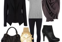 Rock Chic outfits