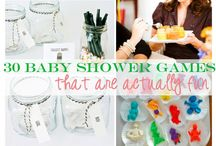 Baby shower ideas / Awesome ideas foe baby showers